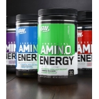 OPTIMUM NUTRITION ON BCAA AMINO ENERGY RECOVERY AND FOCUS (30 Servings, 270grams)