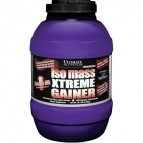 ULTIMATE NUTRITION ISO MASS XTREME GAINER (10lbs) Strawberry Milkshake