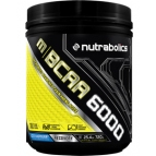 NUTRABOLICS M | BCAA 6000 Micronized Branched Chain Amino Acids (90 Servings, 720 grams)