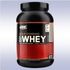 OPTIMUM NUTRITION ON WHEY GOLD STANDARD, 2LBS